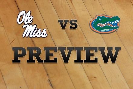 Mississippi vs. Florida: Full Game Preview
