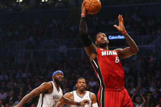 Heat Lose to Pacers for Second Time, Falling 102-89