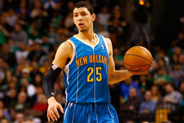 Fixing Everything That's Wrong with Austin Rivers' Game for New Orleans Hornets
