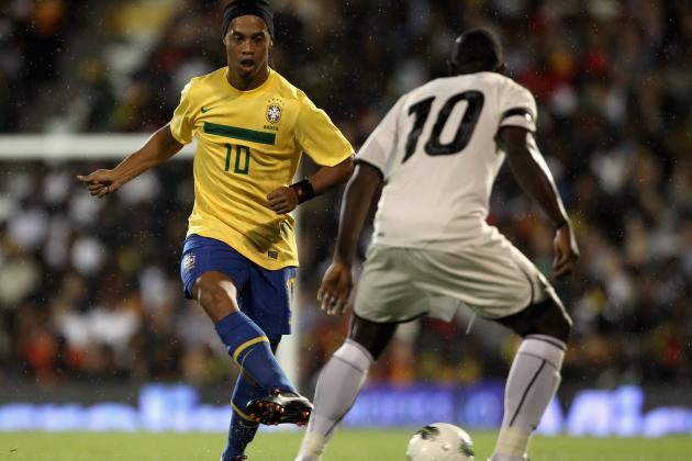 Brazil National Team to Face England at Wembley Stadium
