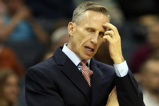 Charlotte Bobcats' Press and Trap Defense Will Never Work in the NBA