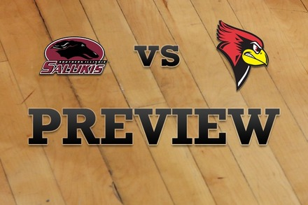Southern Illinois vs. Illinois State: Full Game Preview