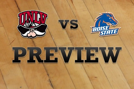 UNLV vs. Boise State: Full Game Preview