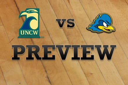 UNC Wilmington vs. Delaware: Full Game Preview