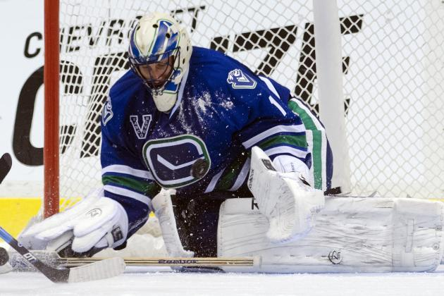 Roberto Luongo Nets First Star for Superb Game in Goal, Again