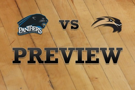 Eastern Illinois vs. SIU Edwardsville: Full Game Preview