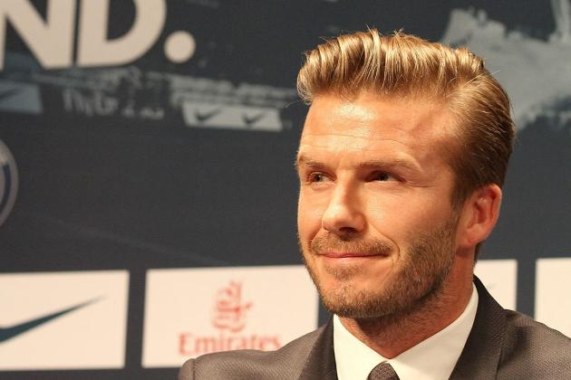 David Beckham: How Will He Fit In at Paris Saint-Germain?