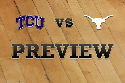 TCU vs. Texas: Full Game Preview