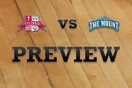 Sacred Heart vs. Mount St. Mary's: Full Game Preview