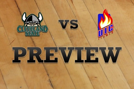 Cleveland State vs. Illinois-Chicago: Full Game Preview