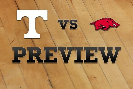 Tennessee vs. Arkansas: Full Game Preview