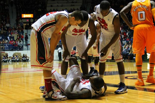 Ole Miss, Andy Kennedy Need Freshmen Reserves to Step Up