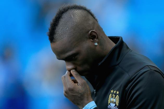 AC Milan Striker Balotelli Takes Swipe at England