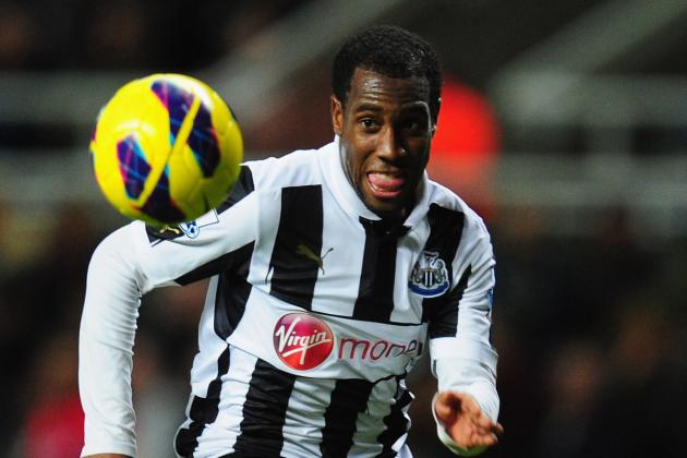 Vurnon Anita Refusing to Write off Newcastle Season