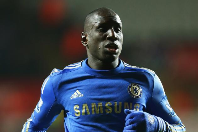 Chelsea Striker Demba Ba Ready to Face Old Club Newcastle