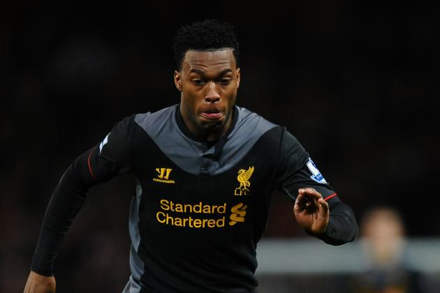 Liverpool Striker Sturridge: I Bear No Grudges Against Manchester City