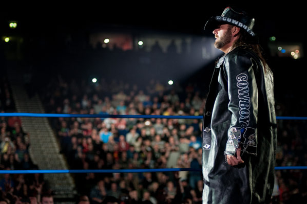 TNA News: Impact Wrestling Viewership from First UK Show in 2013