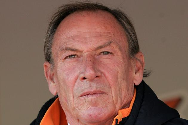 Official: Roma Sack Zeman