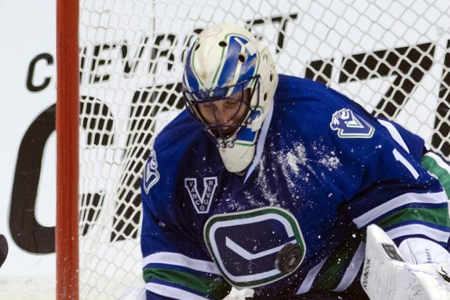 NHL Daily Fix for Feb. 2: Luongo with the Quote of the Year