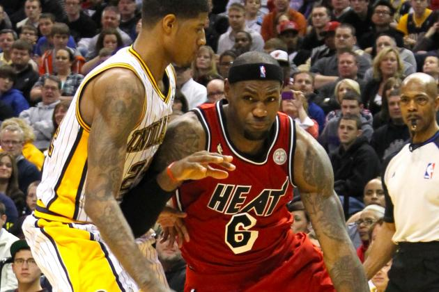 Indiana Pacers Lay Blueprint for Getting Under Miami Heat's Skin