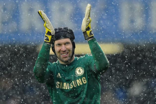 Cech Returns vs. Newcastle as Ba Starts vs. His Former Club