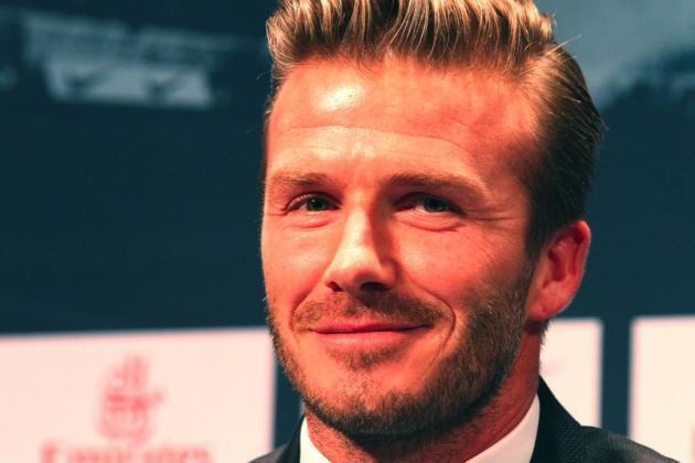 David Beckham: How Will He Fit In at Paris Saint-Germain?