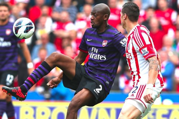 Arsenal 1-0 Stoke City: As It Happened