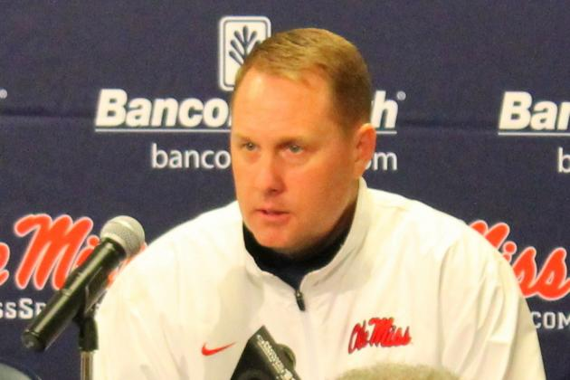 Ole Miss Football, National Signing Day on Collision Course