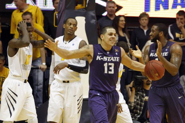 Angel Rodriguez giving Kansas State more from the point | Wichita Eagle