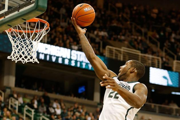 Michigan State's Branden Dawson Embraces Higher Standard Set Forth by Tom Izzo