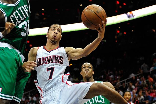 Hawks Sign Jannero Pargo to Second 10-Day Contract