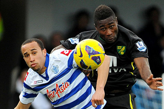 Andros Townsend and Christopher Samba Confident of Survival