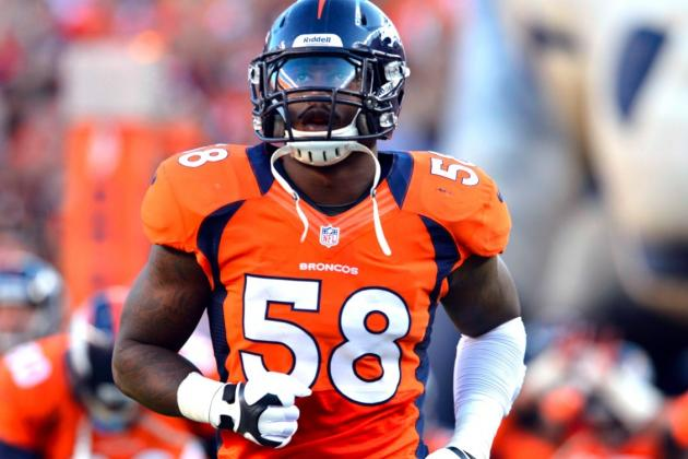 NFL Defensive Player of the Year 2013: Dark-Horse Candidates for Award