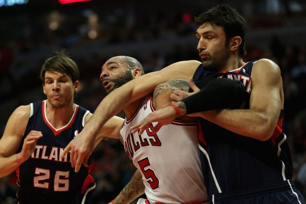 Chicago Bulls vs. Atlanta Hawks: Preview, Analysis and Predictions
