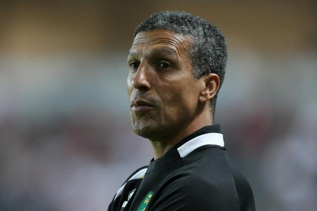 Chris Hughton Happy to Make a Point at Loftus Road