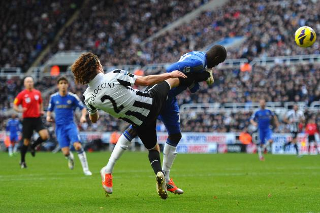 Newcastle Upsets Chelsea, 3-2