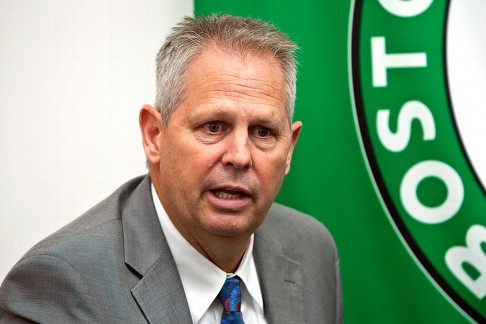 Ainge: Injuries May Alter Short-Term Plan