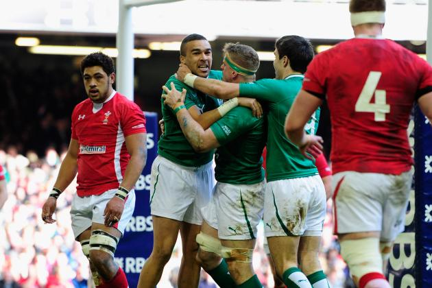Ireland Top Wales in Six Nations Opener: A Tale of Two Halves