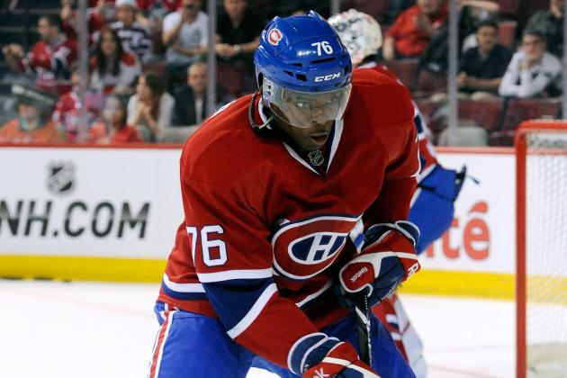 P.K. Subban to Make Season Debut Today vs. Sabres