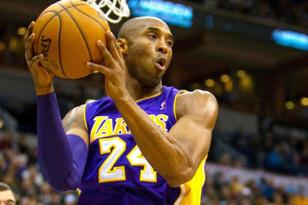 How Much Is Kobe Bryant's Facilitating Really Helping the LA Lakers?