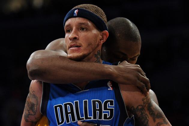 Delonte West Leaves D-League's Texas Legends in Limbo