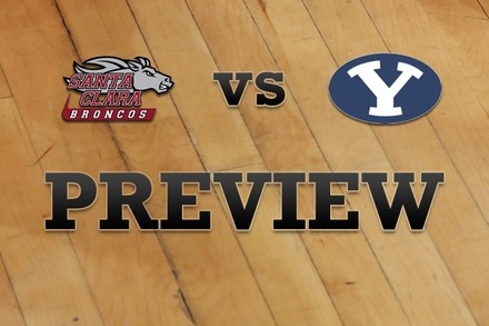 Santa Clara vs. Brigham Young: Full Game Preview