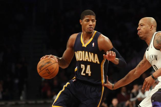 Indiana Pacers: Predicting Paul George's Ceiling