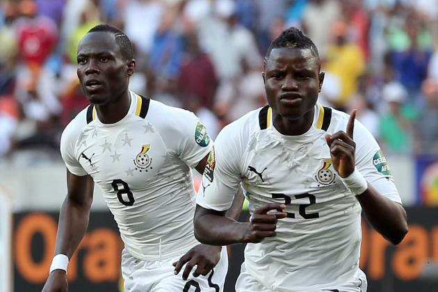 Afcon 2013: Ghana Advance as Cape Verde Fairytale Comes to an End