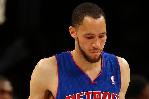 Detroit Pistons Tayshaun Prince Was Present but Not Really There for 10 Years