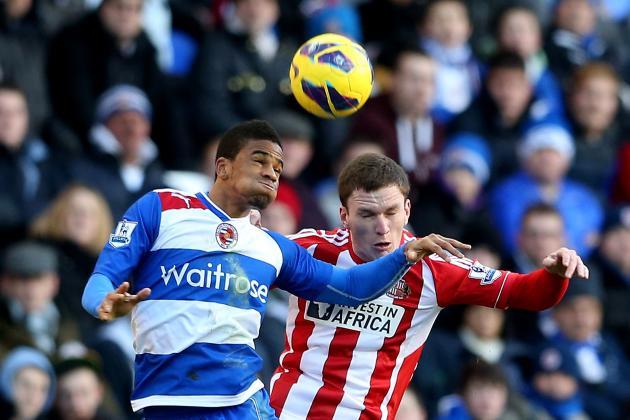 Reading 2-1 Sunderland