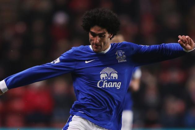 Everton 3-3 Aston Villa