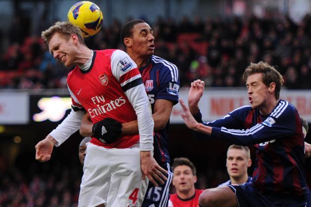 Arsenal vs. Stoke City: Score, Grades and Post-Match Analysis