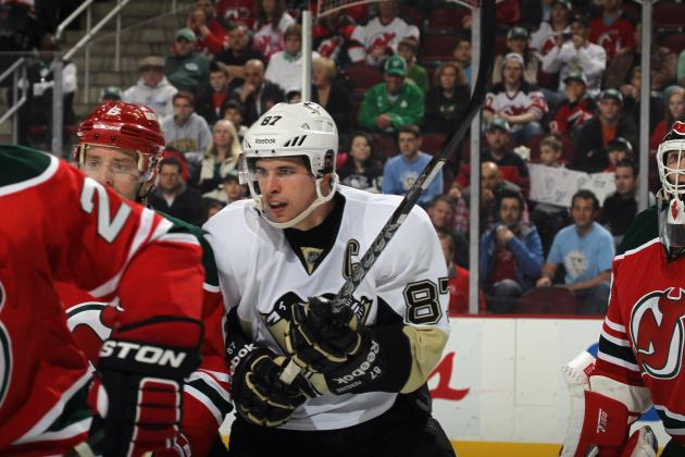 New Jersey Devils vs. Pittsburgh Penguins: Live Score, Updates and Analysis