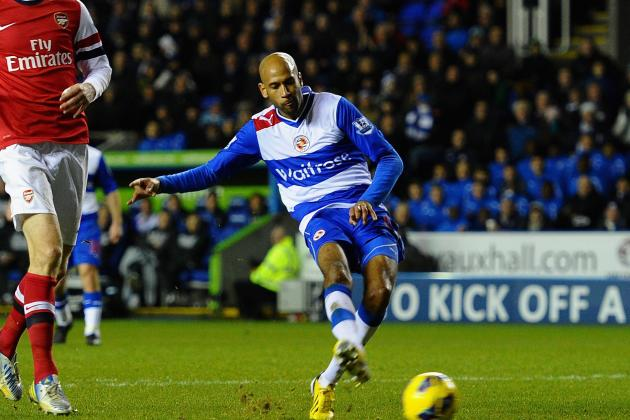 Jimmy Kebe Scored in Either Half to Seal a 2-1 Win for Reading over Sunderland